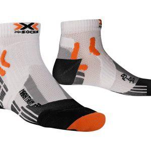 Skarpety X-Socks Marathon Black White B030 2018 najtaniej