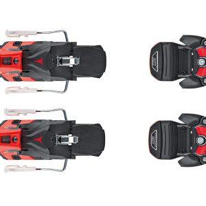 Wiązania Warden 13 MNC C100 Black Red 2019 najtaniej