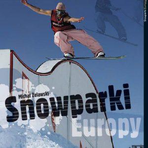 Książka Snowparki Europy najtaniej