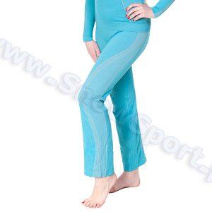 Spodnie Termoaktywne Damskie 7/8 Brubeck Fit Balance (LE00700) najtaniej