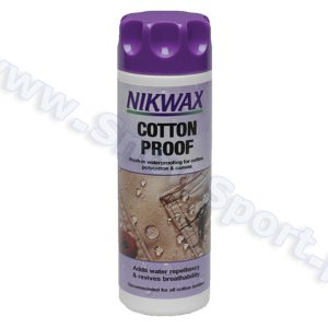 Impregnat do bawełny Nikwax Cotton Proof 2012 najtaniej