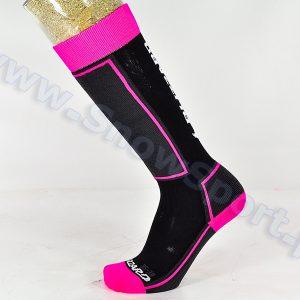 Skarpety Blizzard Skiing Black Pink 2014 najtaniej