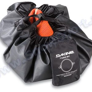 Torba Dakine Cinch Mat Bag Black 2017 najtaniej