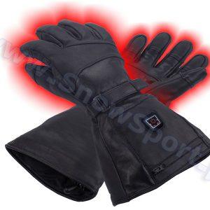 Ogrzewane rękawice narciarskie Glovii GS5 najtaniej