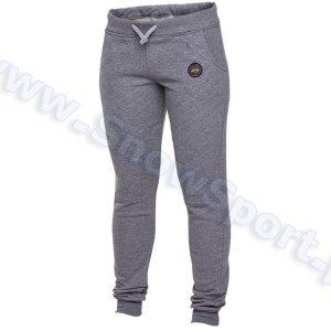 Spodnie dresowe damskie Majesty Highland sweatpants grey 2017 najtaniej