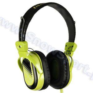 Słuchawki SkullCandy Agent Black/Green S6AGBZ-BG najtaniej