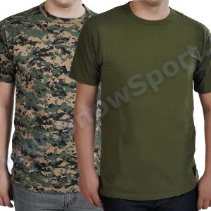 Dwupak T-Shirt Levis 2 Pack Tee SKATEBOARDING COLLECTION Camo Print/Ivy Green 2017 (19452-0011) najtaniej