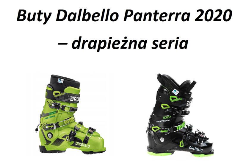 Buty Dalbello Panterra 2020 – drapieżna seria
