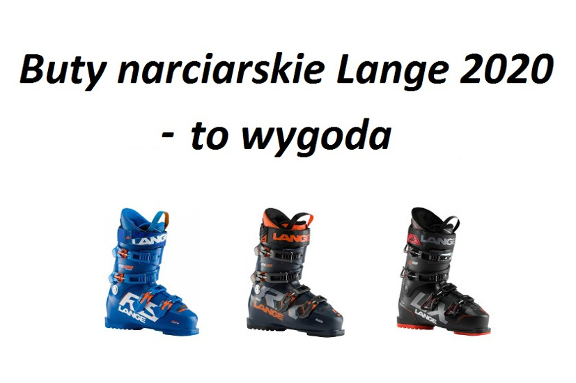 Buty narciarskie Lange 2020