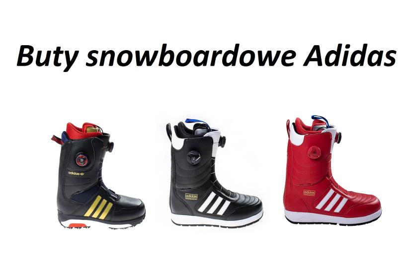 Buty snowboardowe Adidas