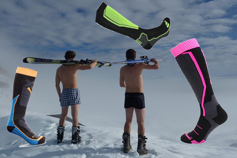 Skarpety narciarskie – jakie będą dla nas najlepsze?