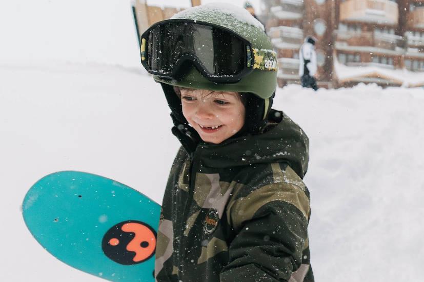 Zestaw Burton After School - dla najmłodszych