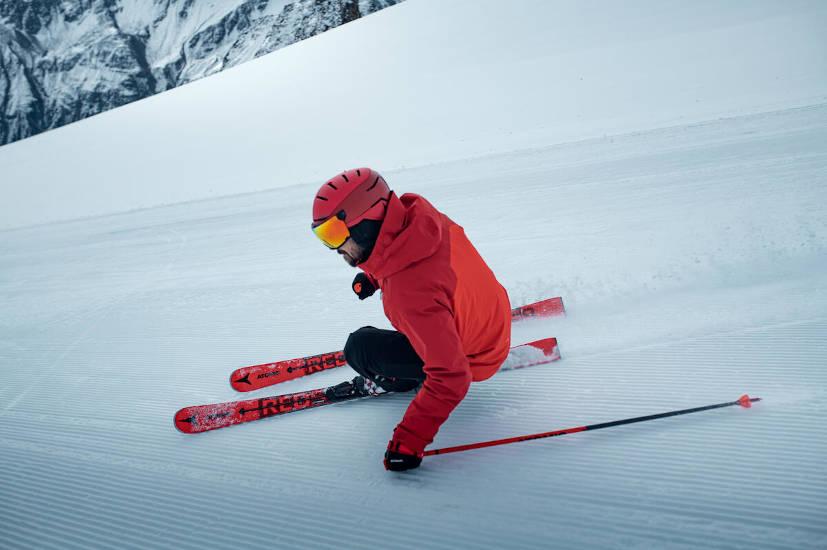 Narty Atomic Redster S9 2021 - slalomki jak ze snu