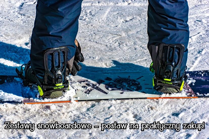 zestawy snowboardowe