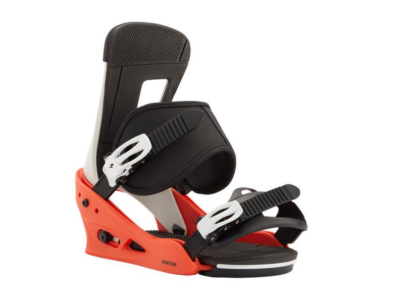 Wiązania Burton Freestyle 2021 Red White Black