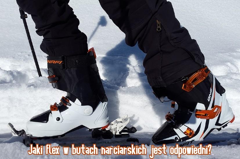 jaki flex w butach narciarskich