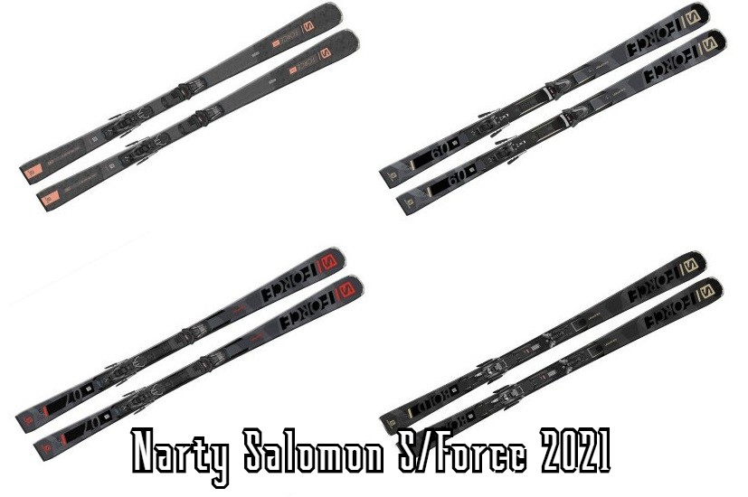 Narty Salomon S/Force 2021