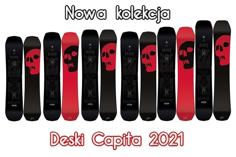 deska capita 2021