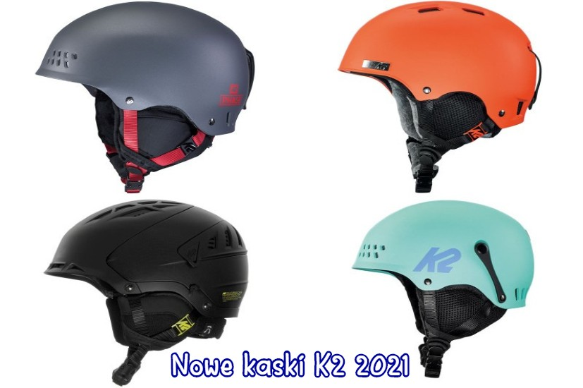 kask narciarski k2 2021