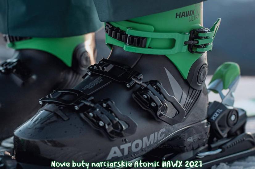 buty narciarskie Atomic HAWX 2021