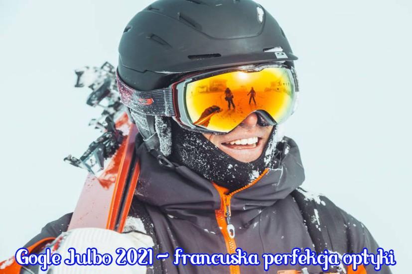 gogle Julbo 2021