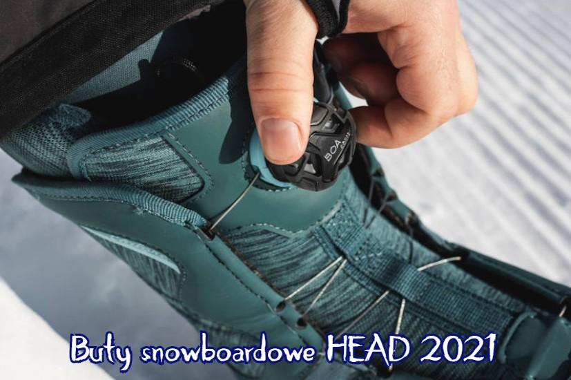 buty snowboardowe HEAD 2021