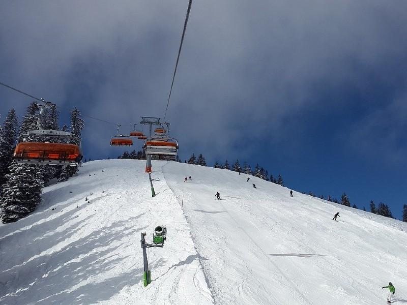 stoki narciarskie a koronawirus w Europie